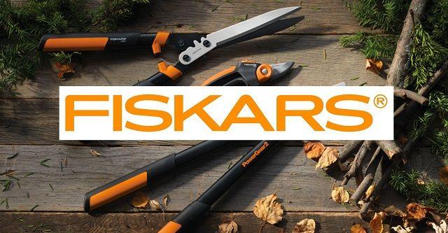 Секаторы Fiskars. Обзор 2017.