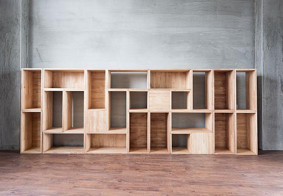 Экономим пространство – украшаем дом. Системы хранения вещей.