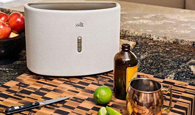 Polk Audio Omni S6: идеальное звучание вашей музыки!