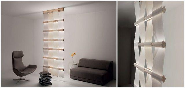 Fabbian представила свои инновации в освещении на Euroluce 2017.
