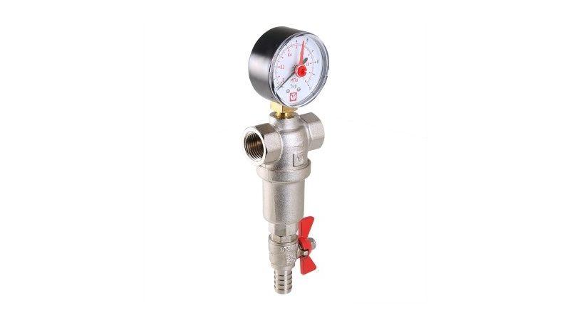 Промывной каскадный фильтр для воды Valtec VT.390.