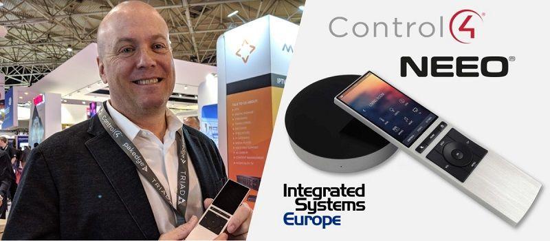Control4 приобрела швейцарскую компанию NEEO.