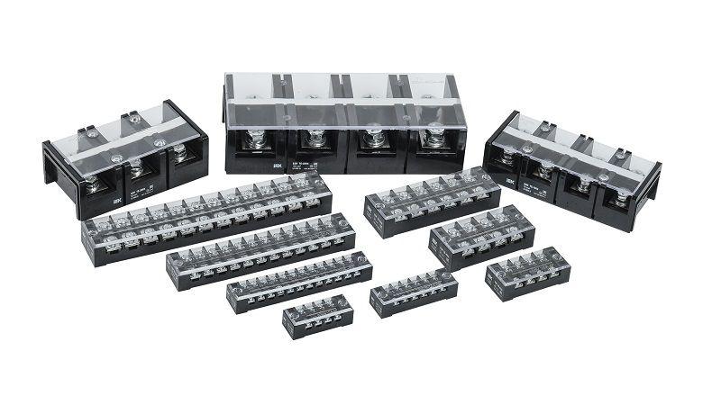 Блоки зажимов БЗН IEK® – надежное соединение проводников различного сечения