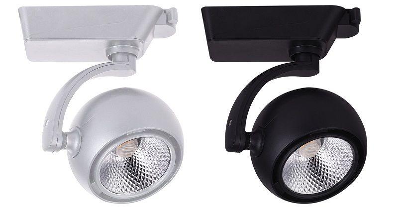 Трековые светодиодные светильники Feron AL109.
