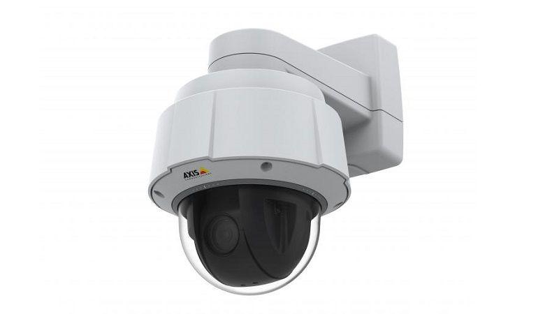 Axis PTZ-камеры Q6075 и Q6075-E с 40-кратным оптическим зумом.