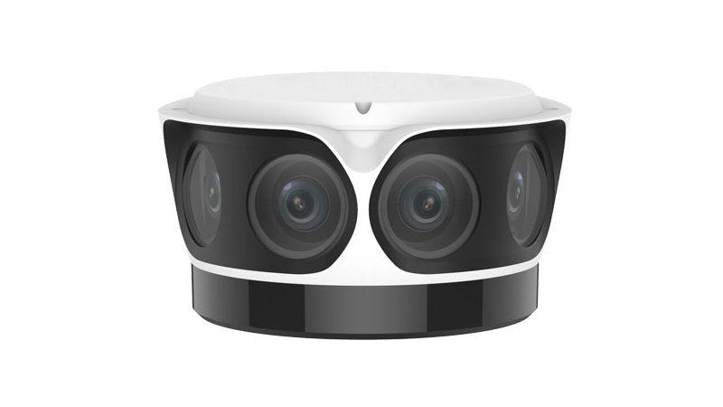 Uniview Technologies представляет новую панорамную IP камеру OmniView IPC8542ER5-DUG