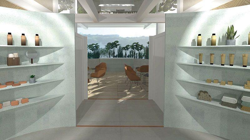 XII конкурс Porcelanosa: образ и дизайн «в одном флаконе»