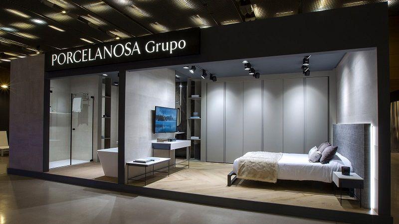 PORCELANOSA Grupo представит керамическую плитку премиум-класса и системы вентилируемых фасадов на выставке Interihotel.