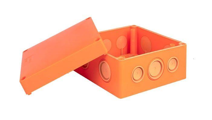 Распаячные коробки EKF – надежность огнестойких кабельных трасс