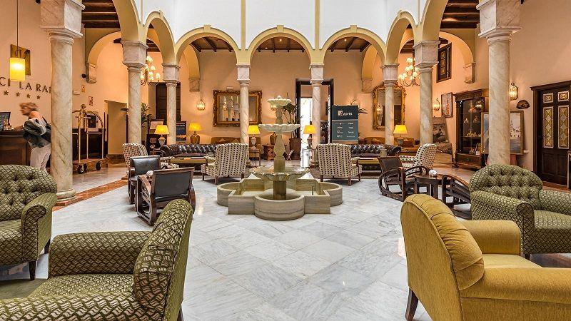 Севилья времен мусульманской Испании в отеле Vincci La Rábida