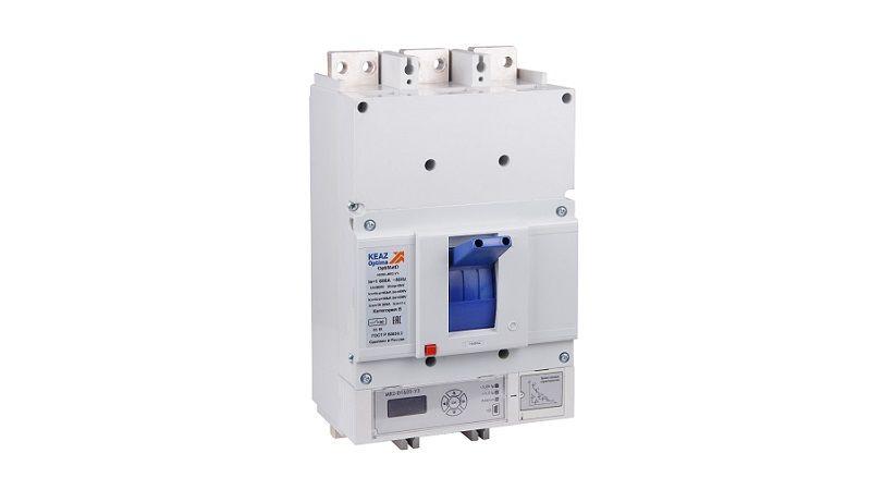 Автоматические выключатели OptiMat D на 1000 и 1600А 85кА - на страже вашей безопасности.