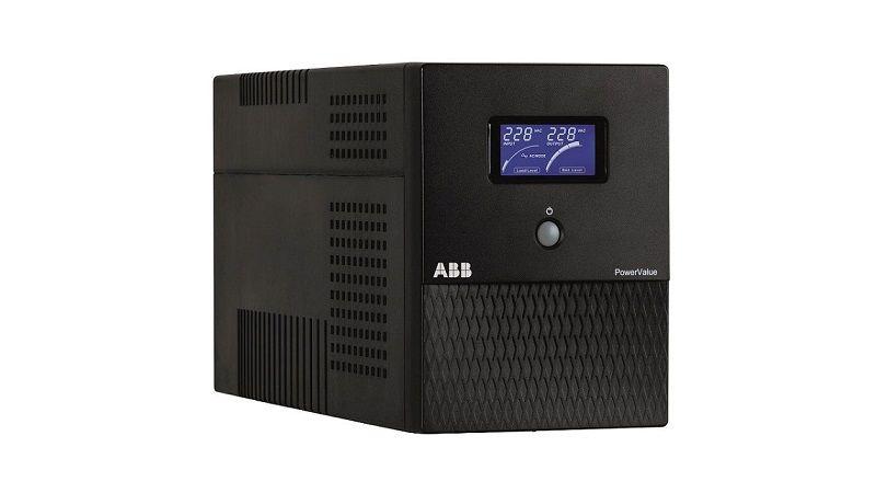 ABB представляет ИБП для персональных компьютеров и сетевого оборудования начального уровня