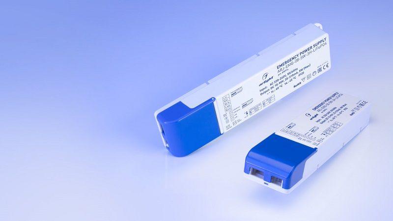Блок аварийного питания для светодиодных светильников ARJ-EMG.