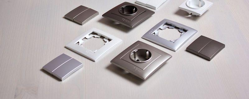 Электроустановочные изделия «Валенсия» – качество, надежность и 36 цветовых сочетаний для уникального дизайна