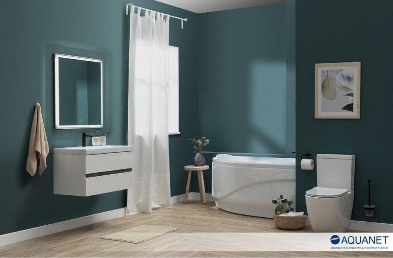 Мебель для ванны Aquanet Беркли.