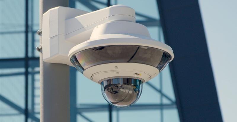 Axis анонсировала многоматричную камеру с широким охватом территории