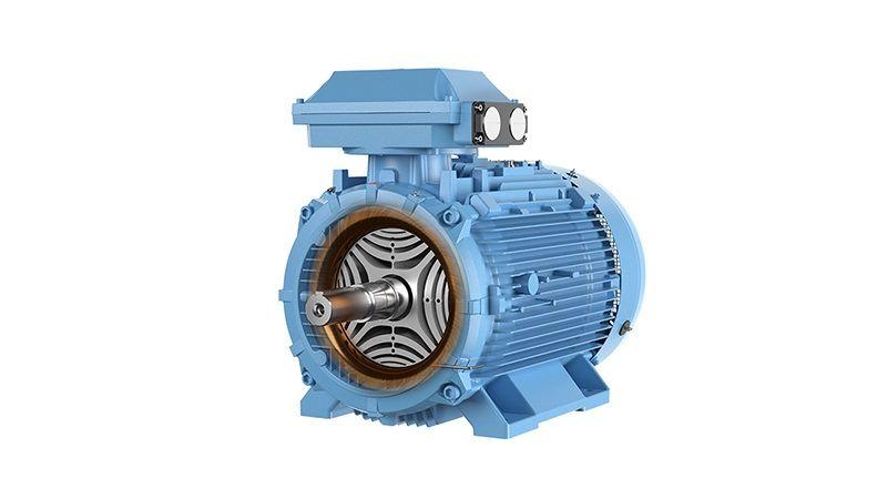 Двигатели АВВ для сушки древесины