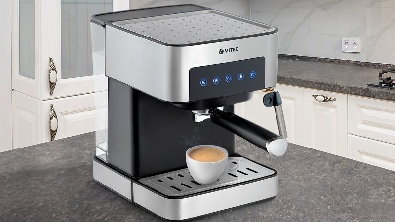 Автоматическая кофеварка VT-1508