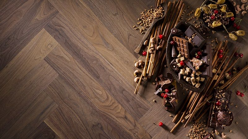 Паркет - Американский орех: сладкий вкус каждого шага