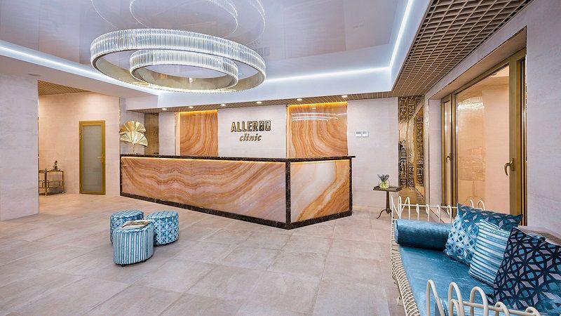 Аллергологическая клиника в египетском стиле