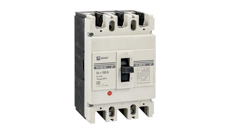 ВА-99М 5In до 800 А EKF – защита протяжённых ЛЭП от короткого замыкания