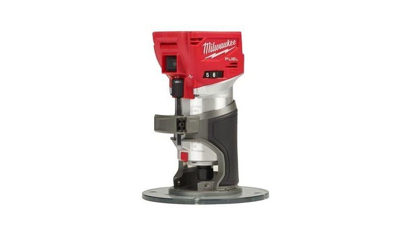 Делайте чистые и точные пропилы с помощью нового кромочного фрезера Milwaukee Tools M18 FUEL™