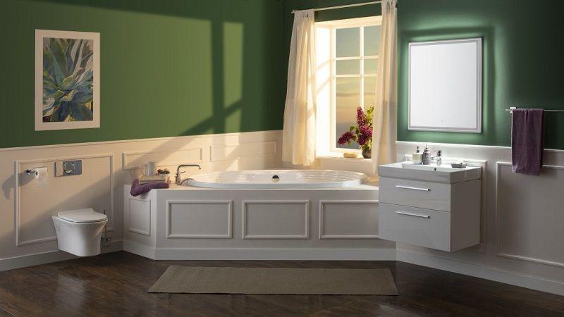Мебель для ванны, стиль Nova от Aquanet: в фокусе - универсальность