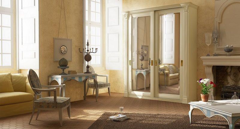 Новинка от мебельной Фабрики Роникон – коллекция дверей-купе «Капелло».