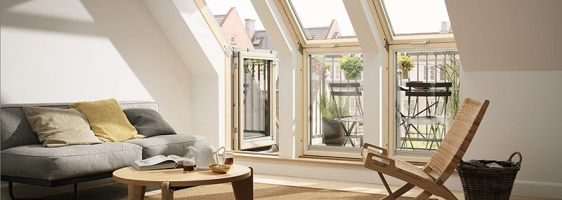 Мансардные окна Velux PREMIUM.