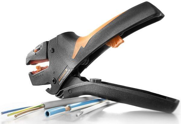 Инструмент для снятия изоляции Stripax® ULtimate XL. Снять проще, чем надеть!