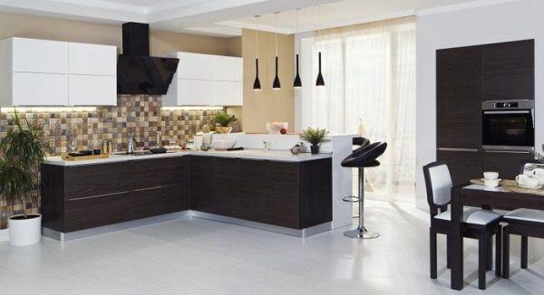 Кухня Лазурит «Модена»: современность и функциональность