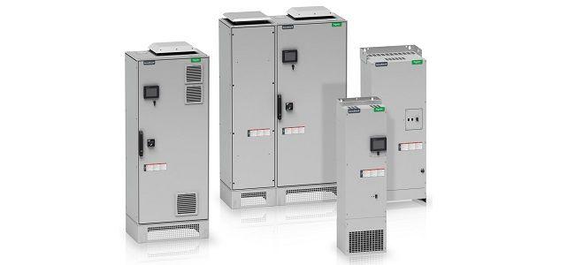Новая энергия. Активные фильтры AccuSine Schneider Electric.