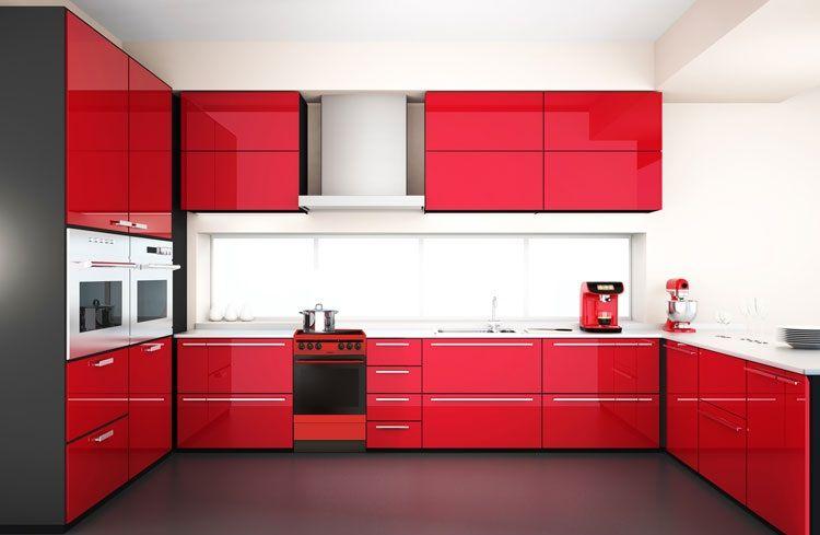 Яркая кухня – яркая жизнь! Цветные плиты Hansa.