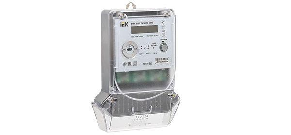 Компактный счетчик электроэнергии IEK Star