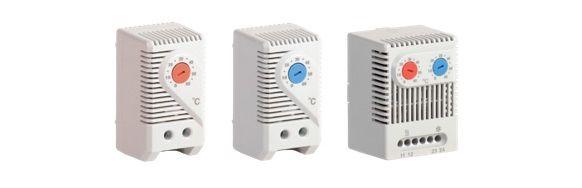 IEK климат-контрол для электрических щитов.