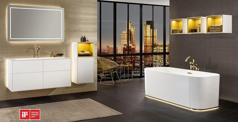 Villeroy & Boch – Finion. Элегантные ванные комнаты.