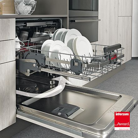 Механизм Comfort Swing от Hettich - новый уровень комфорта на кухне.