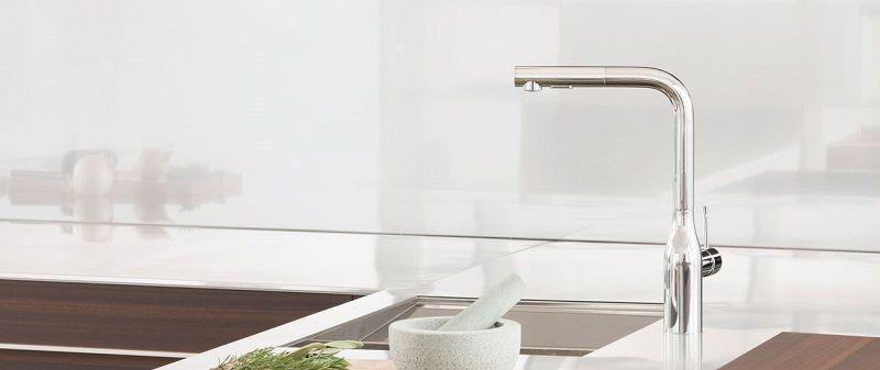 GROHE Essence – изящный дизайн и впечатляющий функционал.