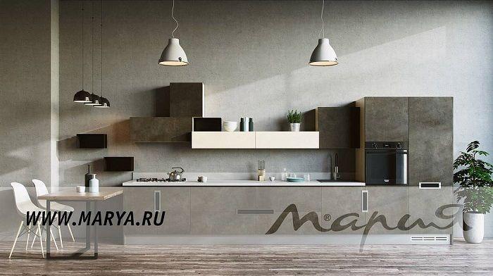 «Мария» Spark. Новая кухня от фабрики Мария.