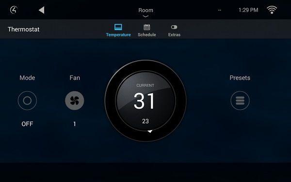 IntesisBox Driver for Control4. Управляем кондиционером по Wi-Fi.