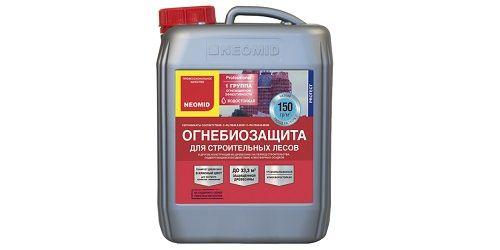 Пропитки и очистители Neomid. На защите деревянных и минеральных поверхностей.