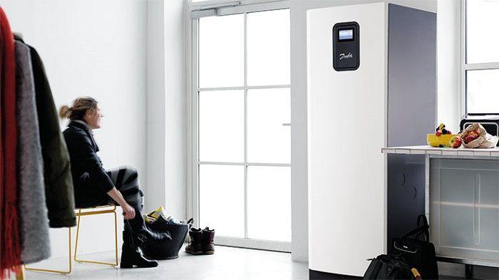 Danfoss DHP-H/L Varius Pro+. Геотермальные тепловые насосы. Тепло земли – в ваших руках.