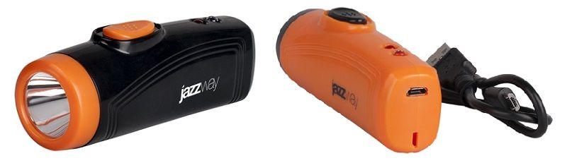 Jazzway ACCU1-L1W. Новый компактный аккумуляторный фонарь с UV-детектором.