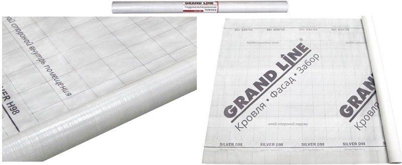 Изоляционные Пленки Grand Line. Надежная Гидро-Паро изоляция.