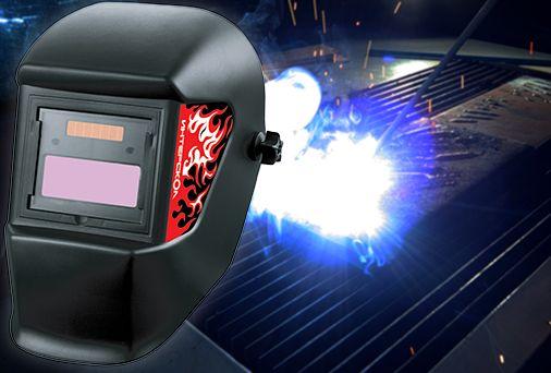 Сварочная маска Интерскол МС 300.