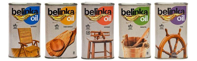 """Belinka - """"Belinka Belles. Новый защитный лак для деревянных поверхностей."""