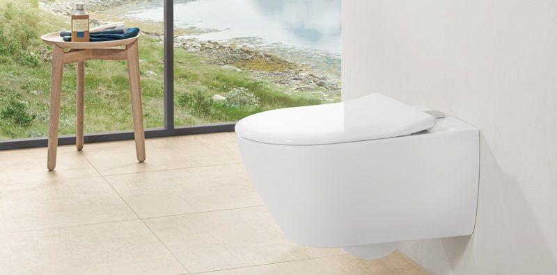 Villeroy & Boch ViFresh - Уникальное решение для ванной комнаты.