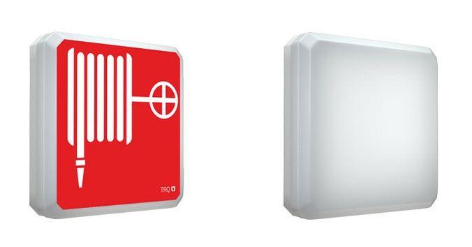 Световые технологии – Аварийный светодиодный светильник OBERON 5421-7 LED.