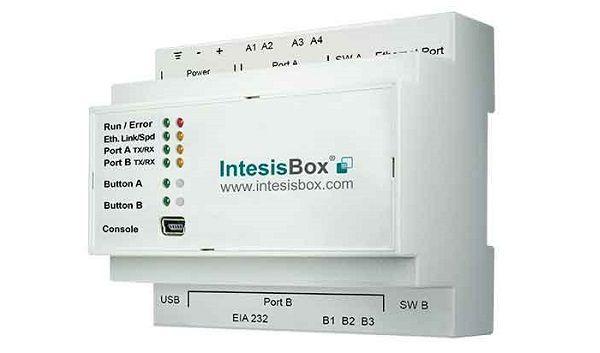 IntesisBox представляет новое поколение шлюзов с новыми возможностями.