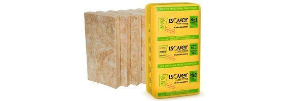 ISOVER Классик плита - Новый материал для звуко- и теплоизоляции.